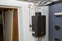 Es wurde eine eigene Steckdose mit Zuleitung für das Frischwassermodul inklusive Elektronikeinheit gesetzt.