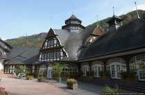 Kurhaus in Bad Muenster am Stein