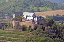 Die Ebernburg wurde mehrfach zerstört und immer wieder aufgebaut