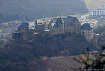 Die Ebernburg soll von den Saliern im 11. Jahrhundert erbaut worden sein und ist heute eine Bildungsstätte.