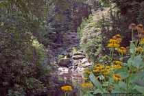 Der Bergpark wurde im 18 Jahrhundert erschaffen
