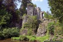 Ruine im Bergpark