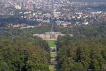 Der Bergpark und Kassel - Fantastischer Ausblick