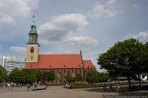 Die St. Marienkirche ist einer der ältesten sakral genutzten Kirche und steht in Berlin-Mitte.