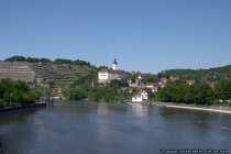 Schloss Horneck und das Neckartal