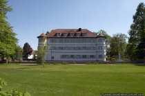 Nordseite vom Wasserschloss Bad Rappenau