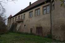 Adelsheimer Schloss Seitenansicht