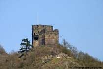 Die Ruine Nollig bei Lorch am Rhein wurde Anfang des 14. Jahrhunderts erbaut. Dieser Bau diente nicht als Burg, sondern mehr als Wachtum, welcher bewohnt werden konnte.