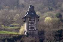 Hirtenturm naehe Oberwesel am Rhein