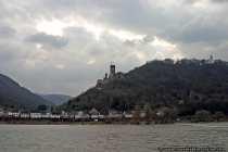 Über dem Dorf Rheindiebach liegt die ehemalige Zollstätte 'Ruine Fürstenberg', welche im Jahre 1220 erbaut und 1689 zerstört wurde.