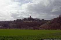 Die Burganlage Ehrenberg oberhalb von Heinsheim am Neckar wurde im 12. Jahrhundert errichtet. Die Burg Ehrenberg wird in der Geschichte auch oft als vorgelagerte Wimpfener Verteidigungsanlage betrachtet. Die zwei Meter starke Ringmauer ist der älteste Teil der Burgruine. Die Vorburg wird bewohnt und kann deshalb nicht besichtigt werden.