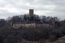 Die Ruine der Kernburg Ehrenberg dient als Aufzuchtstation für Greifvögel. Die Familie von Ehrenberg starb im 17. Jahrhundert aus. Die Freiherren von Racknitz erwarben im Jahre 1805 die Burg.