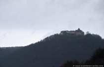 Das Schlosshotel Burg Waldeck im Erholungsgebiet Kellerwald-Edersee