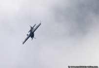 Atemberaubende Flugmanoever mit dem Kunstflugzeug Extra 300L waren zu sehen