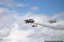 Flugshow in 74731 Wallduern