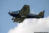 Robin - Ein Reise- und Schleppflugzeug mit Kennung D-EJSR