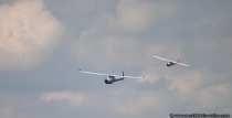 Segelflieger - Flugschau Wallduern