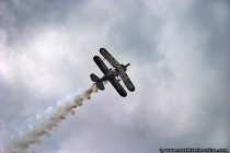 Eagle beim Kunstflug