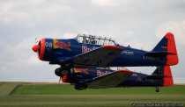RedBull T6 Flugzeuge