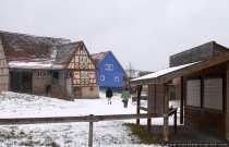 Das Odenwälder Freilandmuseum wurde 1990 teileröffnet.