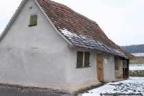 Im Gebäude kann die Geschichte zum Aloysel Häusel gelesen werden.