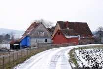 Grundsteinlegung und Baubeginn des Freilandmuseums war im Jahre 1984
