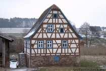 Das Postgebäude diente zur damaligen Zeit gleichzeitig als Wohnhaus