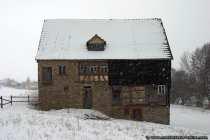 Fachwerk- und Bauernhaus