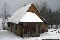 Das Häuschen entstand im Jahre 1564. Weitere Informationen finden Sie auf der Webseite vom Odenwälder-Freilandmuseum.