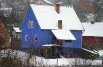 Das im Jahre 1870 erbaute Schäferhaus stammt aus Gerolzahn und wurde meist von Hirten bewohnt.