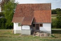 """Der alte Hausname """"Beckenbubenhaus"""" geht auf den Bäcker Johann Andreas Geiger, der Erbauer des Hauses zurück."""
