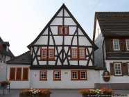 Restaurant alte Schmiede in der Mainzer Straße