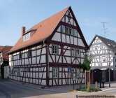 Fachwerkhaus Mainzer Strasse