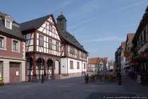Gross Gerau - Kreisstadt in Hessen