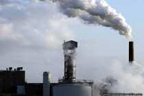 Fabrik zur Verarbeitung der Zuckerrueben