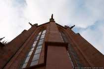 Lange Fenster Sankt Katharinen Oppenheim