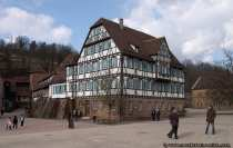 Bursarium, Klosterverwaltung Maulbronn