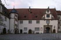 Das Kloster Schoental wurde als Filialkloster von Maulbronn 1153 gegruendet