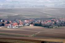 Ortschaft nähe Sankt Johann in Rheinhessen