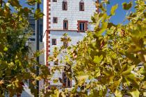Eisenturm in der Stadt Mainz am Rhein