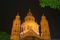 Mainzer Dom Detailaufnahme