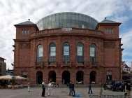 Das Staatstheater in Mainz