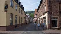 Miltenberg im Odenwald. Ein historisches Städtchen am Main.