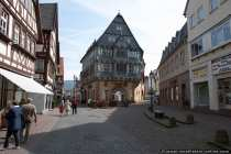 The Riesen at Miltenberg is the oldest princess tavern in Germany