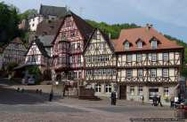 Miltenberger Marktplatz - The marketplace of Miltenberg