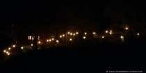 Beleuchtung in der Dunkelheit