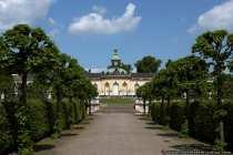 Die Bildergalerie ist der älteste Museumsbau Deutschlands und beherbergt einige Gemäldesammlungen von König Friedrich II und Bilder aus anderen preußischen Schlössern.