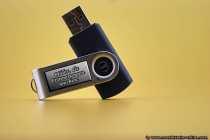 Ein USB-Stick voller Erinnerungen. 16GB Datenspeicher.