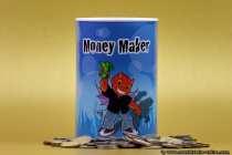 Der teuflische Money Maker treibt das Geld ein und fuellt die Spardose, denn hochwertiges Foto-Equipment pluendert jede Kasse und den Geldbeutel.