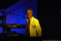 Gary Reck am Keyboard